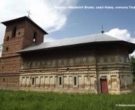 Biserica manastirii Bradu Hales ©Stefanoleaota