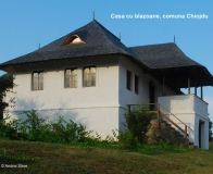 Casa cu blazoane Chiojdu ©Andrei Stroe