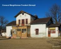 Conacul Marghiloman Fundeni Zărnesti ©Andrei Stroe