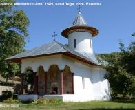 Mănăstirea Cârnu Tega ©Razvan Socol