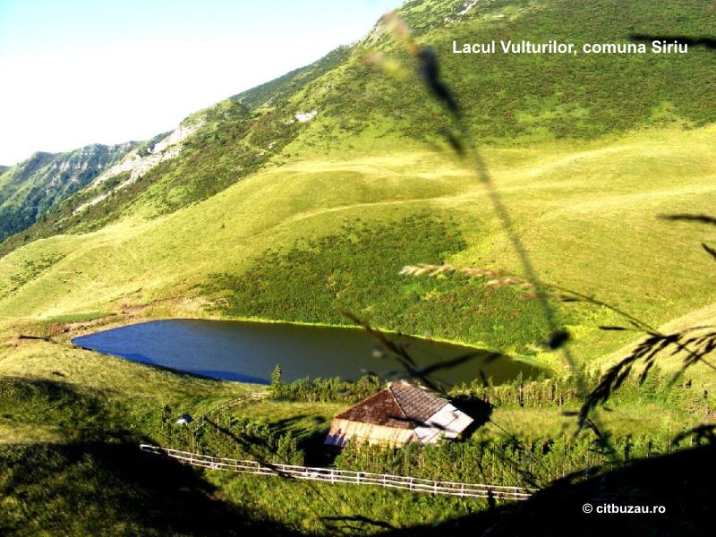 Lacul Vulturilor ©citbuzau.ro
