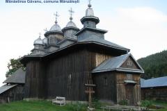 Manastirea Gavanu ©Davd Chifiriuc