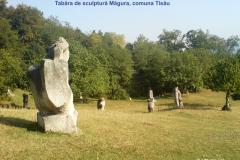 Tabara de sculptura Magura ©citbuzau.ro