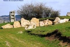 Tabara de sculptura Naieni ©drifterguid.blogspot.ro
